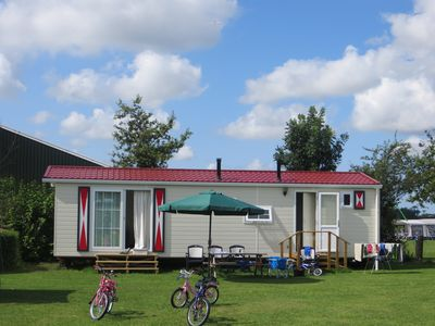 Photo for Luxury chalet for 6 persons in Veere!