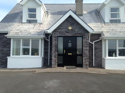 Photo for Waverley. Liscannor Co. Clare. Detached 4 bed/3 bathroom  holiday house. Wifi.