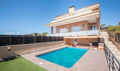 Photo for Modern house with air conditionner in Calafell