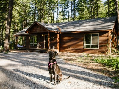 Photo for New Mazama/Winthrop Cabin!