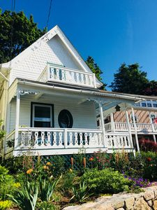 Photo for Waterfront Victorian Charmer with Balcony