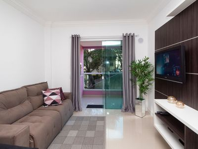 Photo for Rent Apartment 2 bedrooms without a suite Pool Bombas / SC