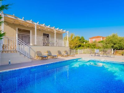 Photo for Vacation home Estia in Kefalonia - 8 persons, 3 bedrooms