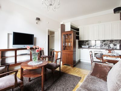 Photo for Luxury apartment :: City Center :: up to 7 People