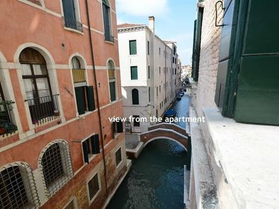 Photo for Apartment in the center of Venice with Air conditioning (645633)