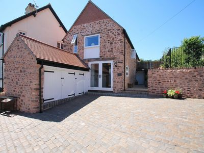 Photo for Stone Barn, Minehead - Luxury accommodation with hot tub