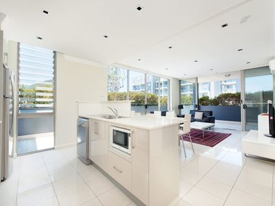 Photo for Aura Apartments,  Unit 6/59 Shoal Bay Road