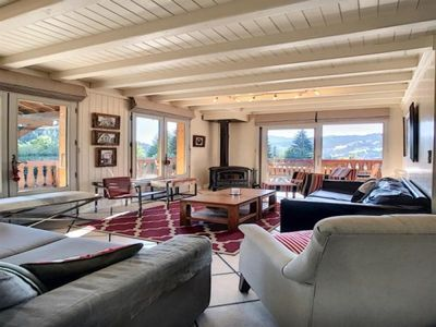 Photo for Chalet Les Gets, 5 bedrooms, 12 persons
