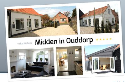 Holiday home Midden in Ouddorp
