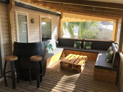 Photo for 3BR Mobile Home Vacation Rental in Ramatuelle, Provence-Alpes-Côte-D'Azur