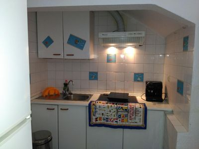 Photo for Apartment in quiet area Mar Menor, old fisherman's house.