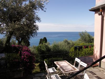 Photo for Magnificent sea view - from beautiful holiday home