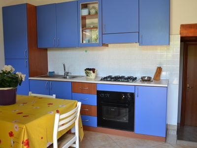 Photo for Flowery villa 3 minutes from the sea and from the beach of fine and golden sand