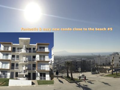 Photo for Fantastic & cozy new apartment close to the beach No. 5