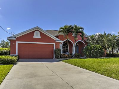 Photo for Spacious 3BR Cape Coral House Prvt Infinity Pool!
