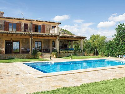 Photo for Ideally situated Villa, a short drive from Pollensa & Puerto Pollensa