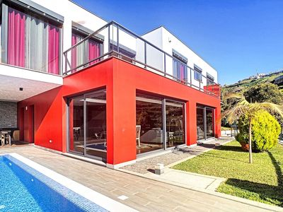 Photo for Villa Rouge by MHM - In Calheta