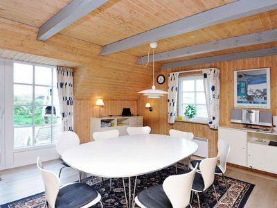 Photo for Vacation home Houvig in Ringkøbing - 8 persons, 4 bedrooms