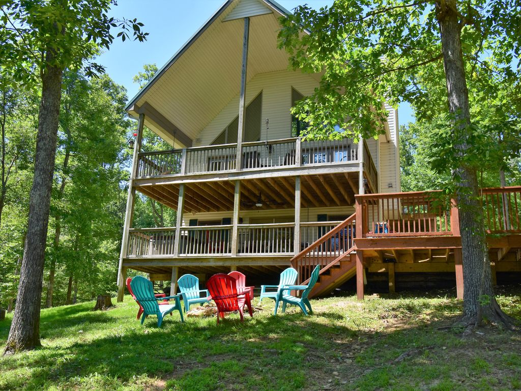 Nolin Lake Water Front Home 30 Minutes From Homeaway