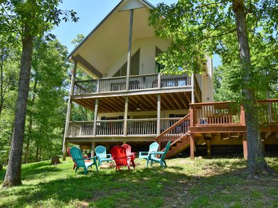 Photo for Nolin Lake Water Front Home 30 Minutes from Mammoth Cave