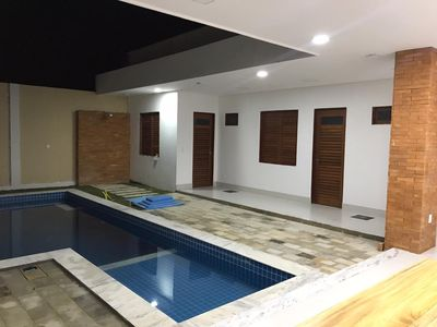 Photo for House 3 Suites, Wi-fi, Swimming Pool and Wide Leisure Area!