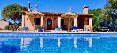 Photo for House in an environment of authentic nature, 2km from the best beaches