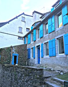Photo for The Blue House, heart of Barèges, foot of Tourmalet Ski, mountain, bike and mountain bike