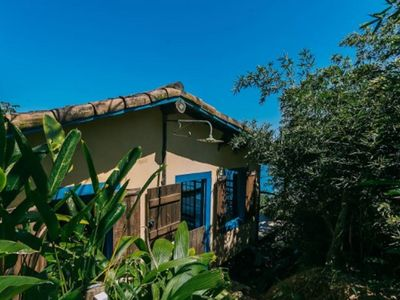 Photo for Houses on the coast for two-four people. Spectacular sea view!