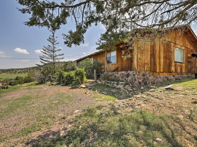Photo for NEW! Quiet Arizona Cabin -1 Mi to Little Colorado!