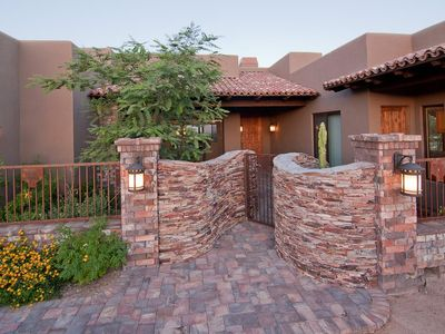 Photo for Desert Dreaming–Stunning Luxury Home W/ Many Special Touches