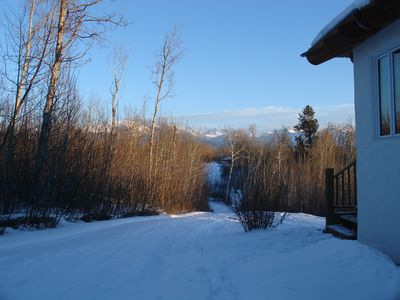 Photo for Mountain Retreat near Driggs & Victor; One hr from Jackson WY