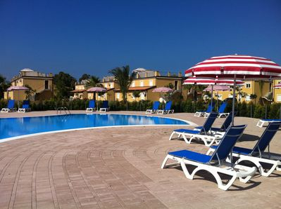 1 of 2 pools in Pizzo Beach Club Resort
