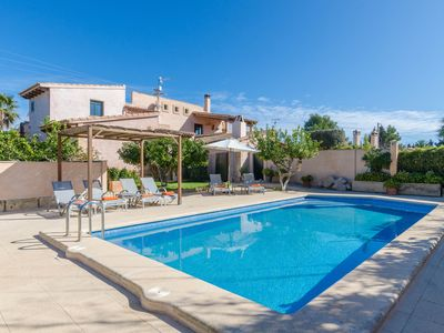 Photo for PULA VIÑAS - Traditional villa with private pool only 5 km from the beach