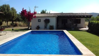 Photo for A lovely two bedroom villa in a very quiet location close to Puerto Pollensa
