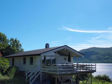 Vacation home Tysnes  in Uggdal, Western Norway - 5 persons, 2 bedrooms
