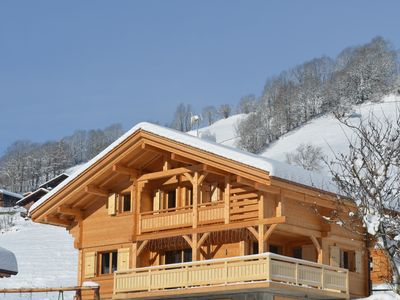 Photo for ANTOLINE CHALET ANY COMFORT 5 *