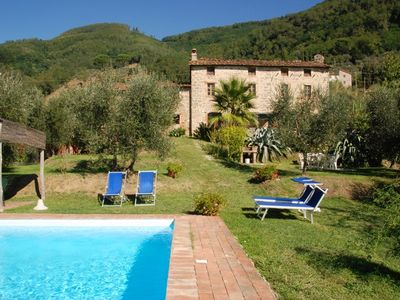 Photo for CHARMING FARMHOUSE near Lucca with Pool & Wifi. **Up to $-668 USD off - limited time** We respond 24/7