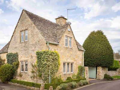 Photo for Located in the scenic village of Lower Slaughter, Mill Stream Cottage is a stunning property