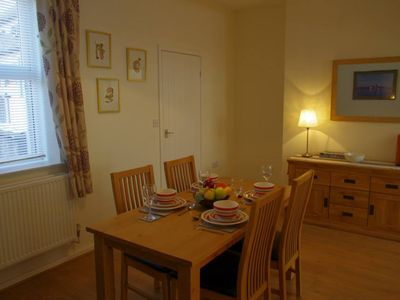 Photo for CUDDY COTTAGE Holiday home rental in Amble Northumberland Sleeps 4, 2 bedrooms