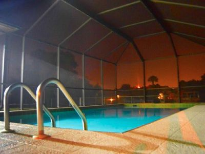 Photo for Waterfront Home Heated Pool W/Gulf Access & Dock