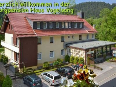 Photo for RV park No. 3 - Bergpension Haus Vogelsang