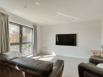 Photo for Luxury Two Bedroom Apartment near Murrayfield!