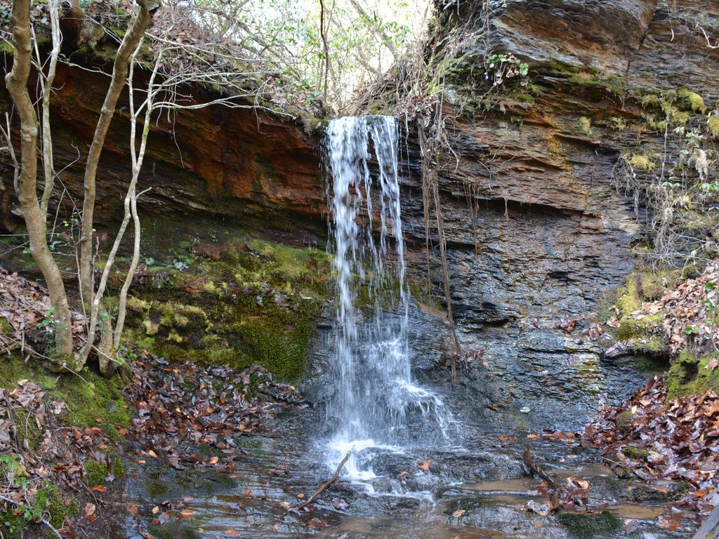 Outdoor Adventures in the Foothills of the Appalachians in
