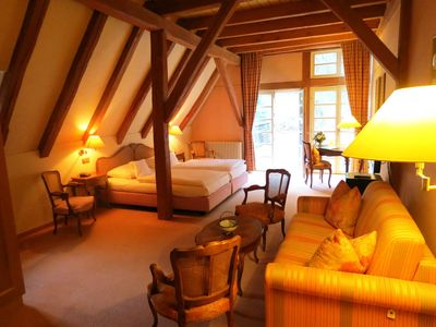 Photo for Junior Suite - The Schafhof Amorbach - Country hotel and restaurants