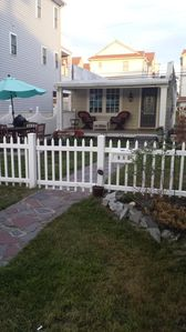Photo for Private home/Pets Welcome/Fenced Yard/Cable/WIFI/Beach Tags Provided.