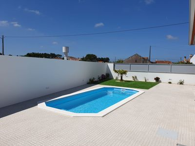 Photo for Casa Luna has everything for a good holiday near the Sea and in the center of Pataias