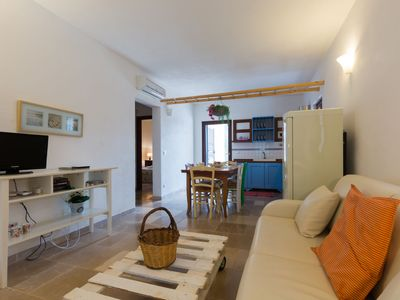 Photo for Wonderful  villa for 6 people with WIFI, TV, patio, panoramic view and parking, close to Ostuni