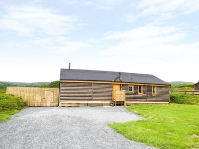 Photo for Caban Ceirw (Deer Cabin), LLANBRYNMAIR