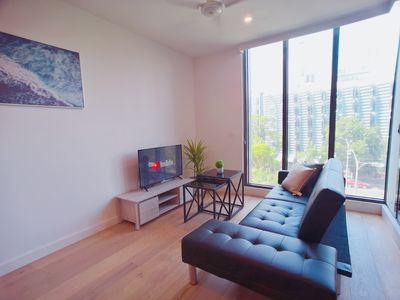 Photo for On the edge of CBD, trendy,  comfortable, peaceful