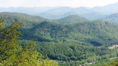 Photo for SPARROW COTTAGE-UPPER SUMMIT OF MAGGIE VALLEY